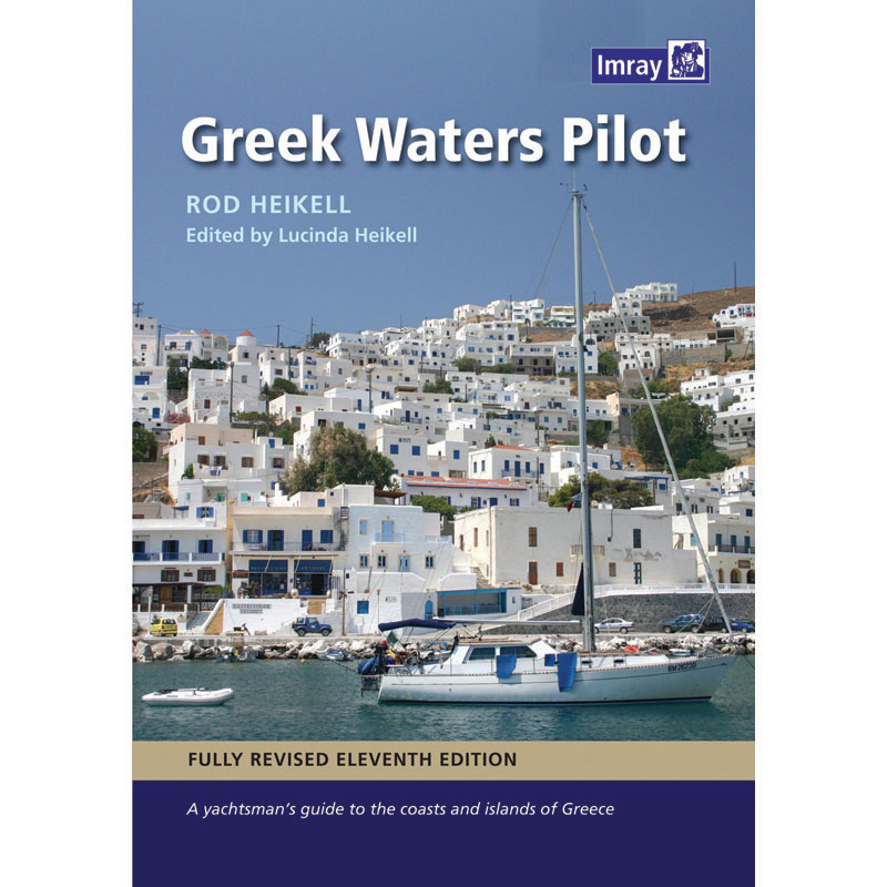 Mediterranean Pilot, Greek Waters Pilot, Imray