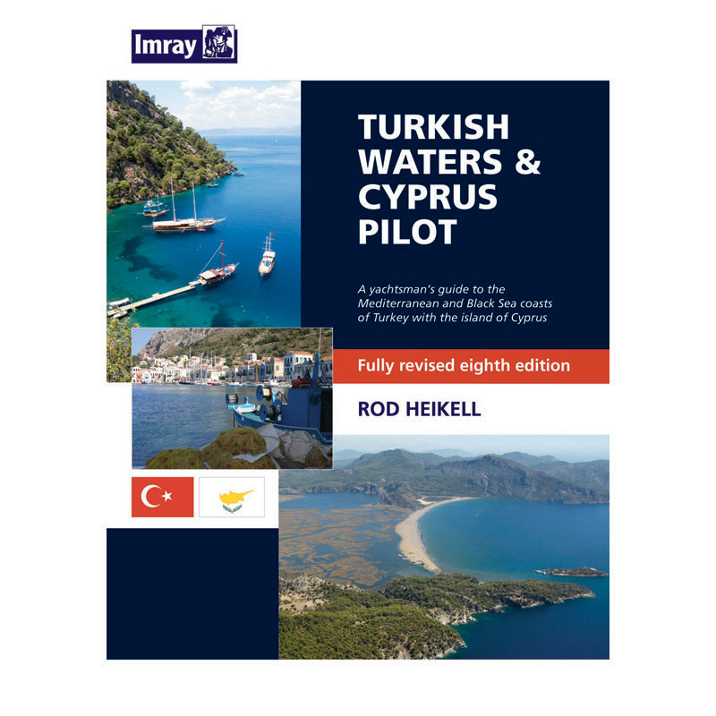 Mediterranean Pilot, Turkish Waters & Cyprus Pi