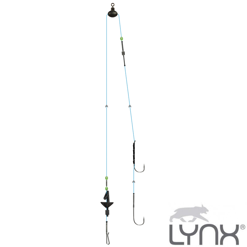Lynx 2 Hook Pulley Pennel Rig
