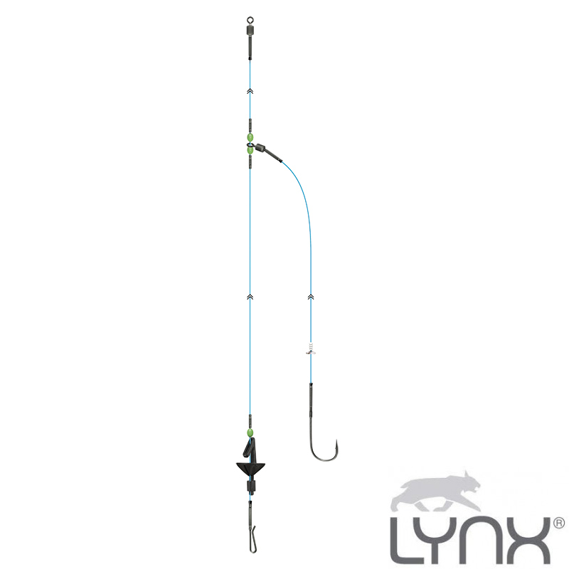 Lynx Single Hook Clip Down Rig