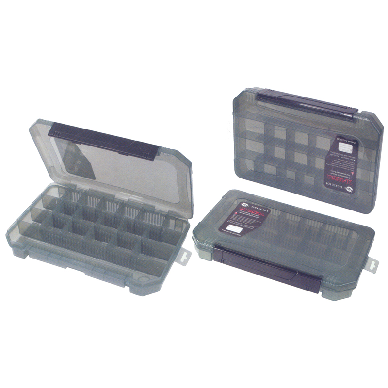 Plastic Case MP3523A, tinted