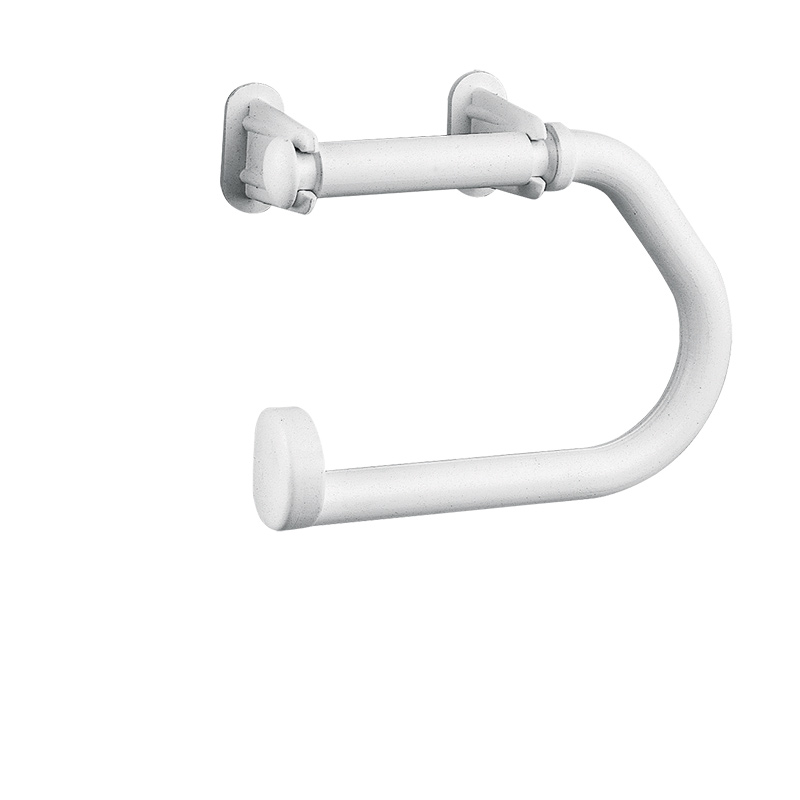 Toilet Paper Holder, White, UV resistant