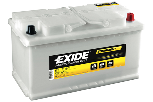 Akumulator Exide Equipment